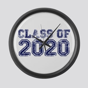 Class of 2020 Large Wall Clock