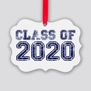 Class of 2020 Picture Ornament