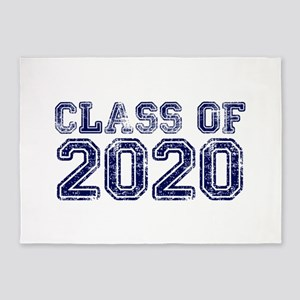 Class of 2020 5'x7'Area Rug