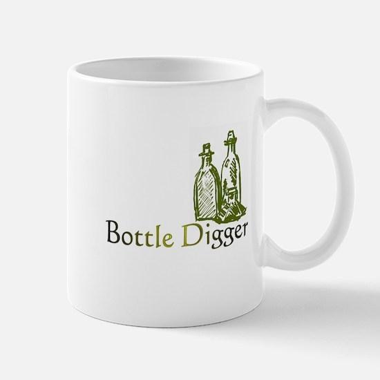 Bottle Digger Mug