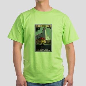 Bratislava Castle T-Shirt