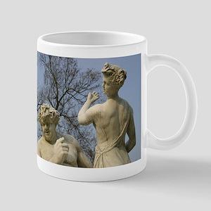 Dionysus And Amphictyonis Mugs