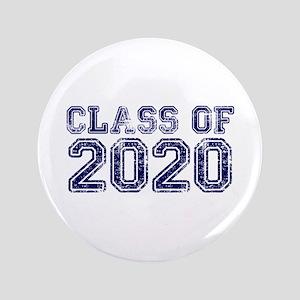 """Class of 2020 3.5"""" Button"""