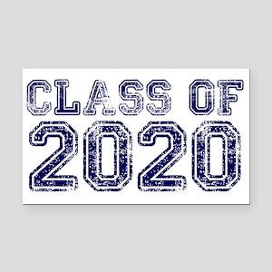 Class of 2020 Rectangle Car Magnet