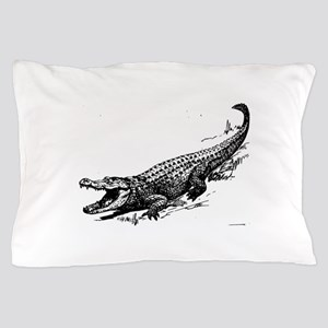 Alligator Stickers Clothing Accessorie Pillow Case