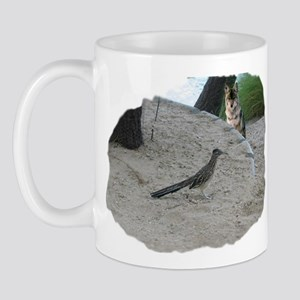 Roadrunner and the Coyote Mug