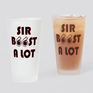 sir-boost-alo-v2.0 Drinking Glass