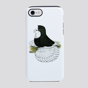 Trumpeter Pigeon Black Iphone 7 Tough Case