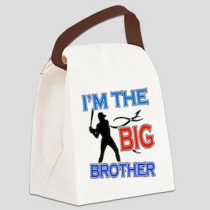 bigbrother-baseball Canvas Lunch Bag