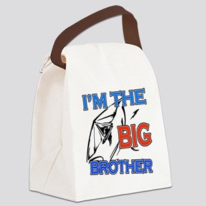 bigbrother-hangliding Canvas Lunch Bag