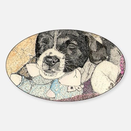 pngrocky Sticker (Oval)