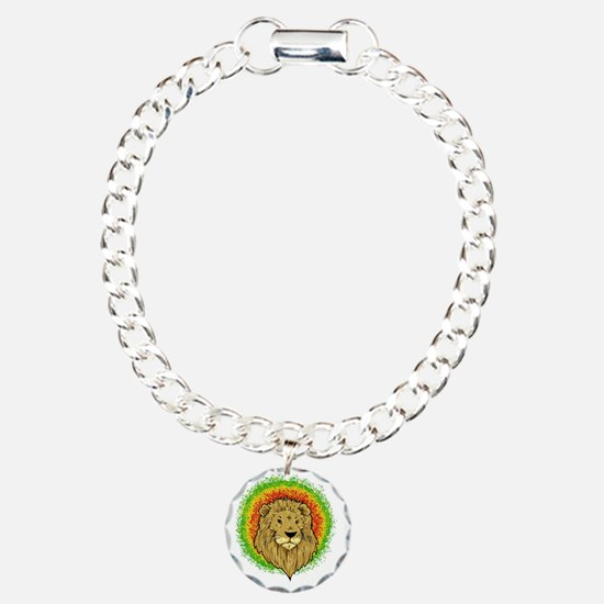 rasta lion Bracelet
