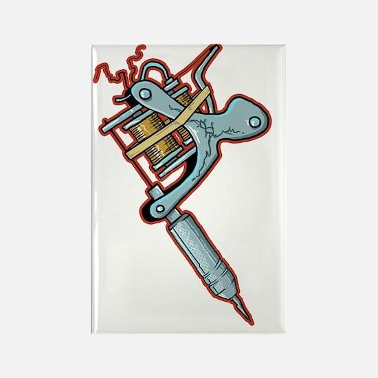 tattoo Rectangle Magnet