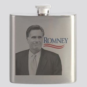 Romney photo button Flask