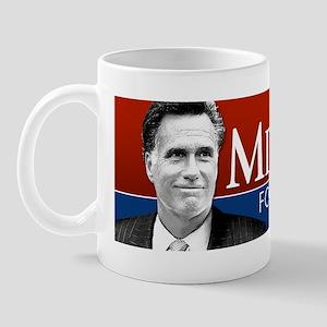 Mittens for President Mug