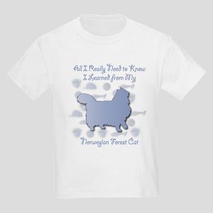 Learned Wegie Kids T-Shirt