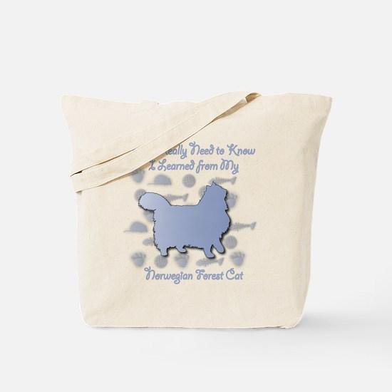 Learned Wegie Tote Bag