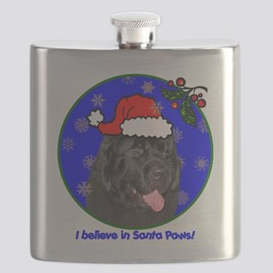 newfoundlandxmas-shirt Flask