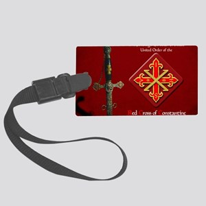poster7 Large Luggage Tag
