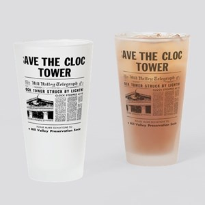 savetheclocktower Drinking Glass
