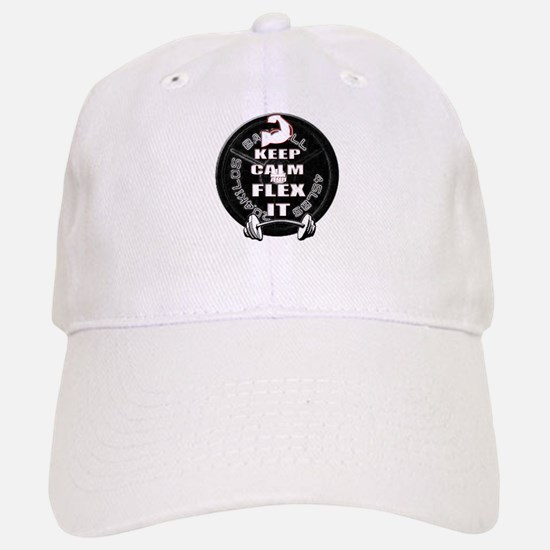 Keep calm Baseball Baseball Baseball Cap