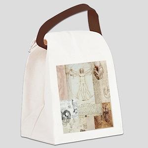 DVVitruvian Canvas Lunch Bag