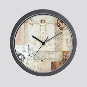 DVVitruvian Wall Clock