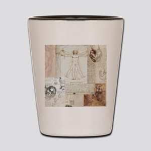 DVVitruvian Shot Glass