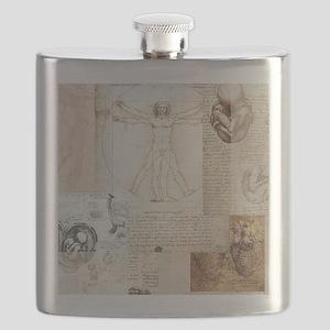 DVVitruvian Flask