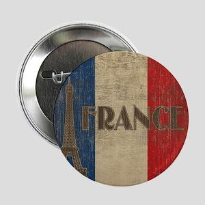 "france_fl_Vintage1 2.25"" Button"