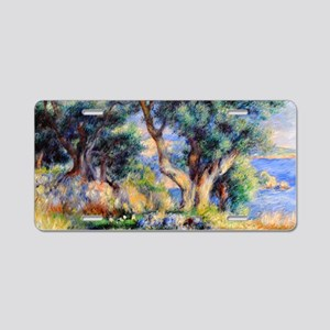 Bag Renoir Menton Aluminum License Plate