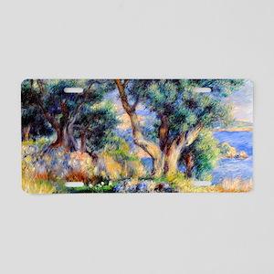 Bag Renoir Menton Aluminum License Plate