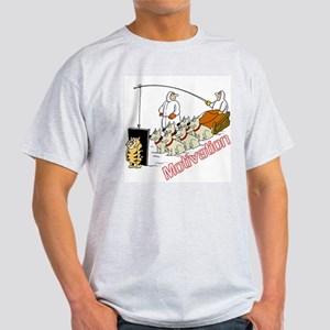 Sled Dog Motivation Light T-Shirt