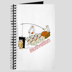 Sled Dog Motivation Journal
