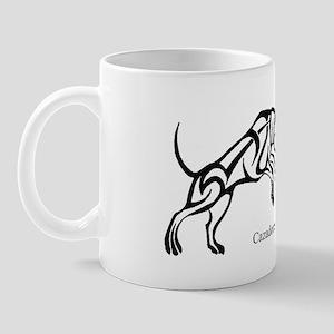 hog and dog transparent Mug
