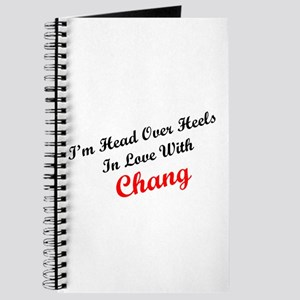 In Love with Chang Journal
