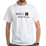 Jazz / World Fusion Classic Tee (white)