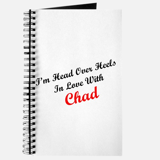 In Love with Chad Journal