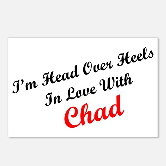 In Love with Chad Postcards (Package of 8)