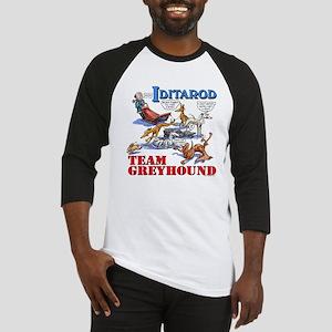 Team Greyhound Baseball Jersey