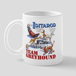 Team Greyhound Mug