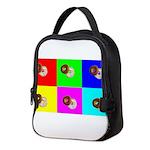 Andy Warhola Bagels Neoprene Lunch Bag