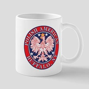 Buffalo New York Polish Mug