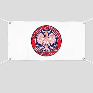 Buffalo New York Polish Banner