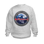 USS CHICAGO Kids Sweatshirt