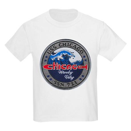 USS CHICAGO Kids T-Shirt