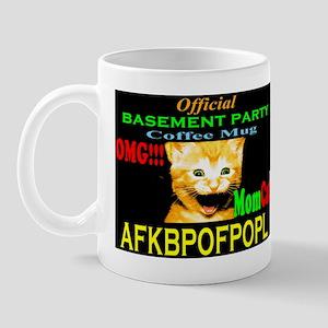 PeepsColourMomCat Mug