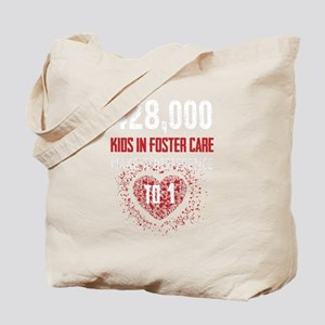 Make a Difference to a Foster Child Tote Bag