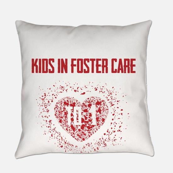 Make a Difference to a Foster Child Everyday Pillo