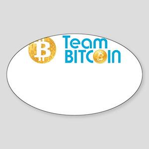 Team Bitcoin Sticker